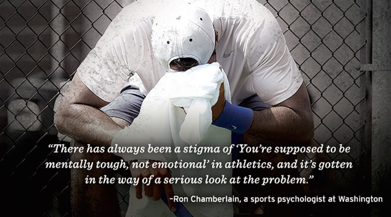 How Can We Prevent Rather Than Fix The Athlete Mental Health Epidemic